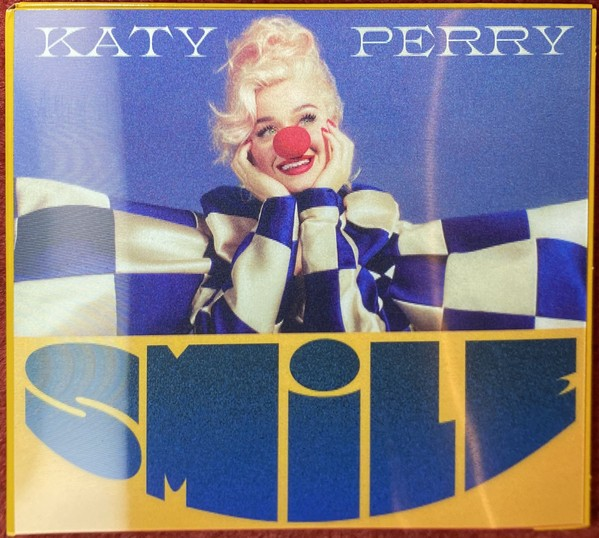 Katy Perry - Smile [Fan Edition CD]