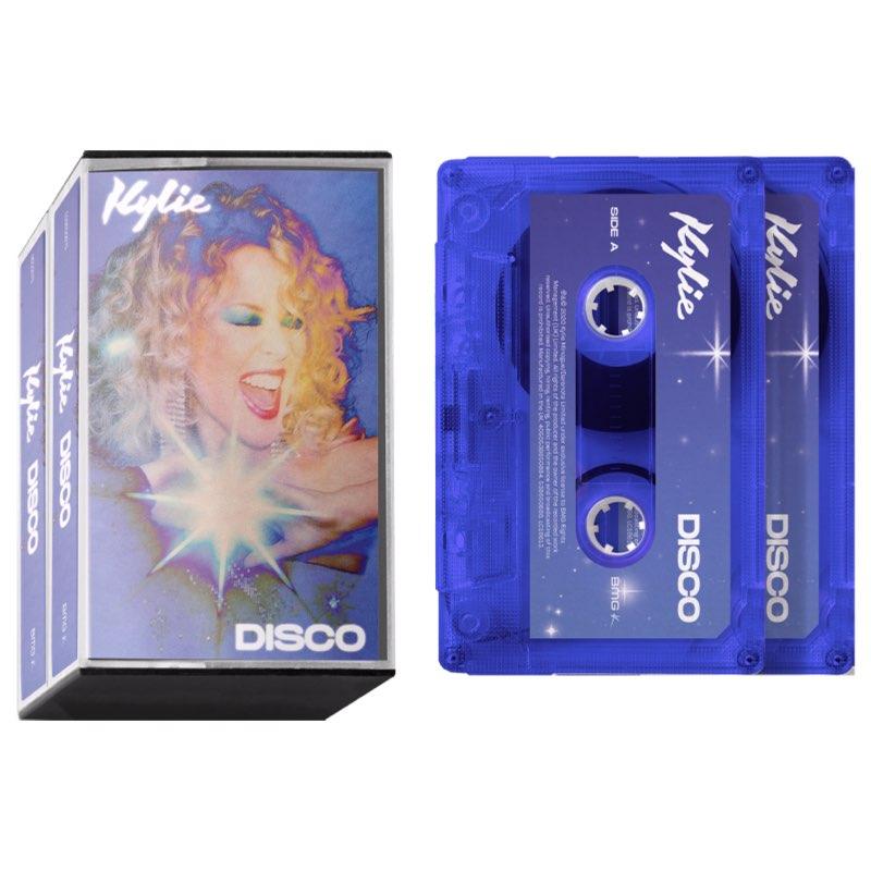Kylie Minogue - Disco [Cassete Duplo - Limitado]