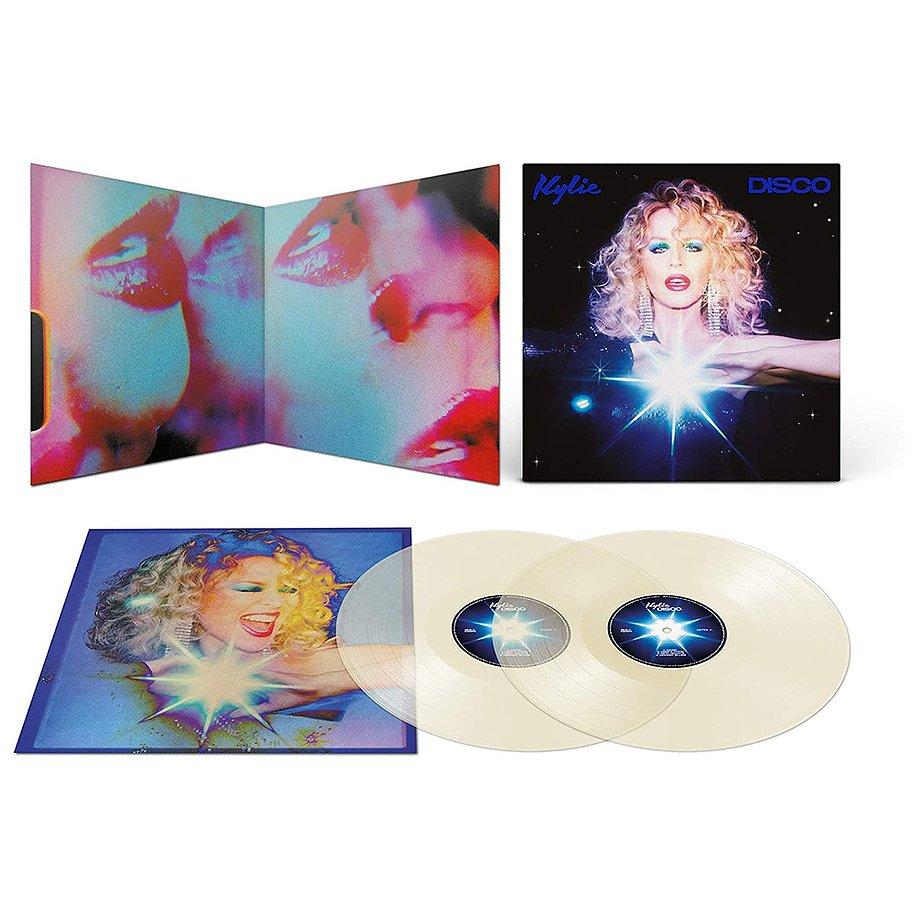 Kylie Minogue - DISCO (Deluxe) (Glow In The Dark Amazon Black Friday Exclusive) [VINYL] - ATENÇÃO - LEIA A DESCRIÇÃO - ITEM COM AVARIA