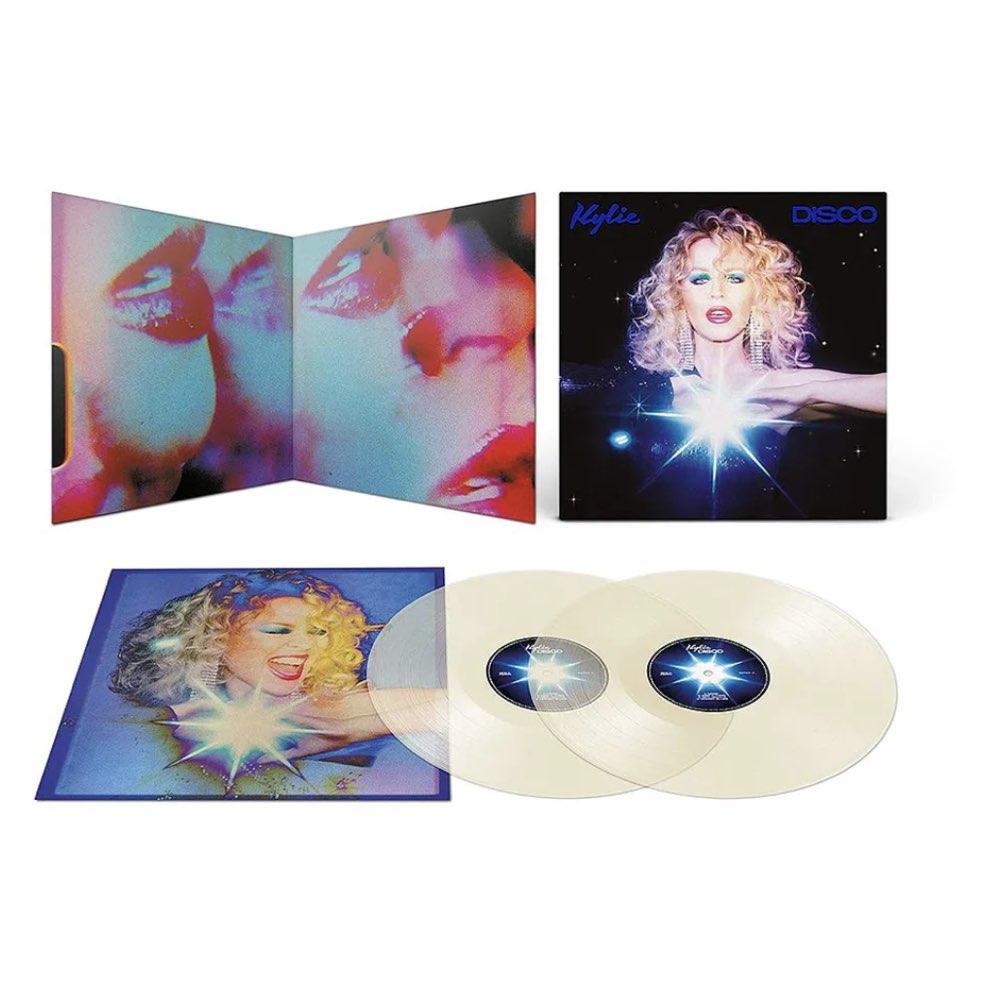 Kylie Minogue - DISCO (Deluxe) (Glow In The Dark Amazon Black Friday Exclusive) [VINYL]