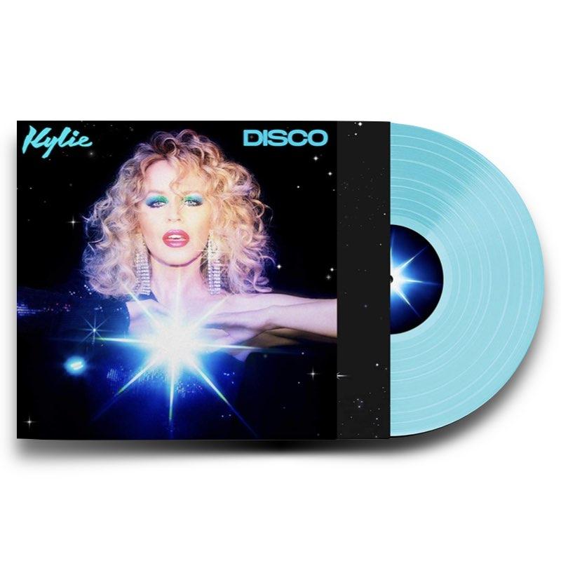Kylie Minogue - DISCO [Vinil Clear Turquesa Amazon Edição Limitada]