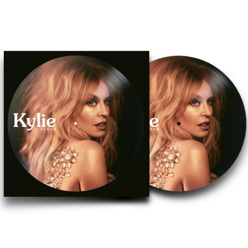 Kylie Minogue - Golden [Picture Disc]