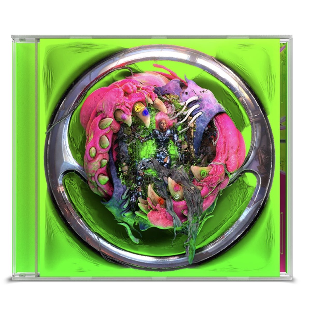 Lady Gaga - Dawn Of Chromatica [The Remix Album] - CD Importado - Edição Limitada