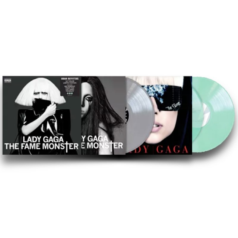 Lady Gaga - Fame Monster Limited 3XLP