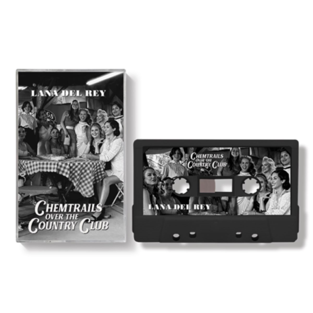 Lana Del Rey - Chemtrails Over The Country Club Cassette #1 [Limited Edition]