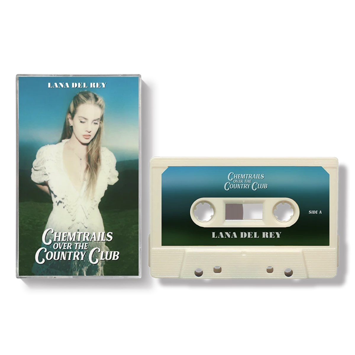 Lana Del Rey - Chemtrails Over The Country Club Cassette #2 [Limited Edition]