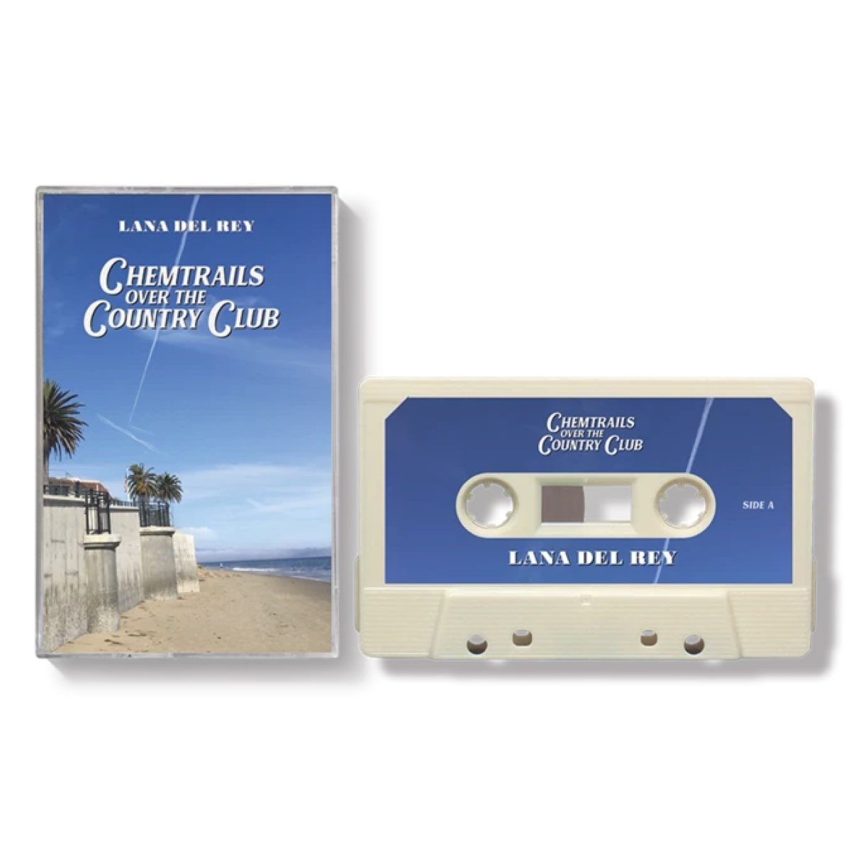 Lana Del Rey - Chemtrails Over The Country Club Cassette #3 [Limited Edition]