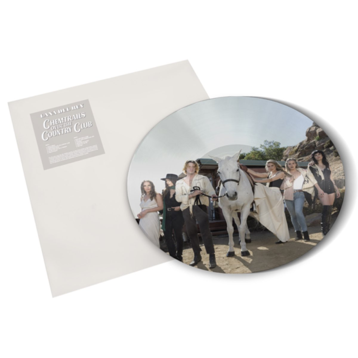 Lana Del Rey - Chemtrails Over the Country Club [Limited Spotify Exclusive Edition - Picture Disc]