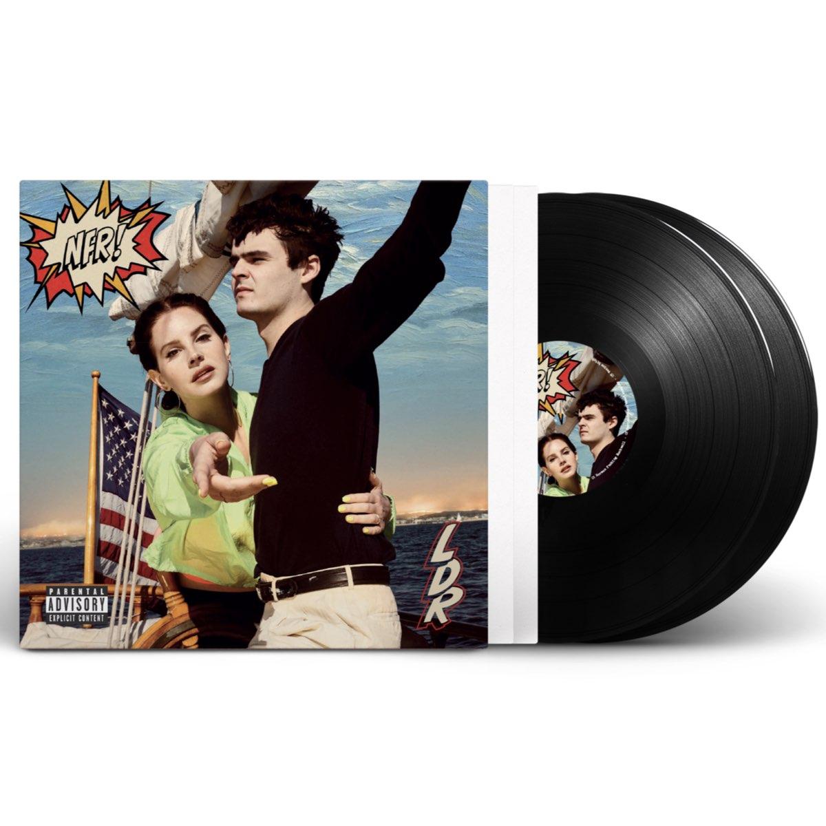 Lana Del Rey - Norman Fuckin Rockwell [Vinil Duplo - Preto]