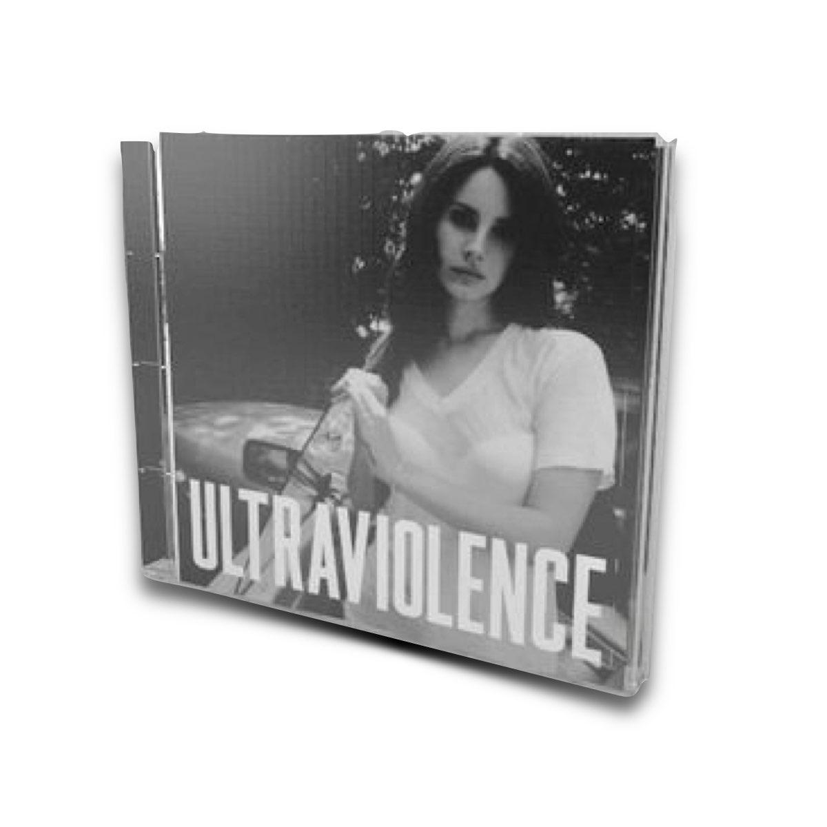 Lana Del Rey - Ultraviolence [CD Jewel Case - German Edition]