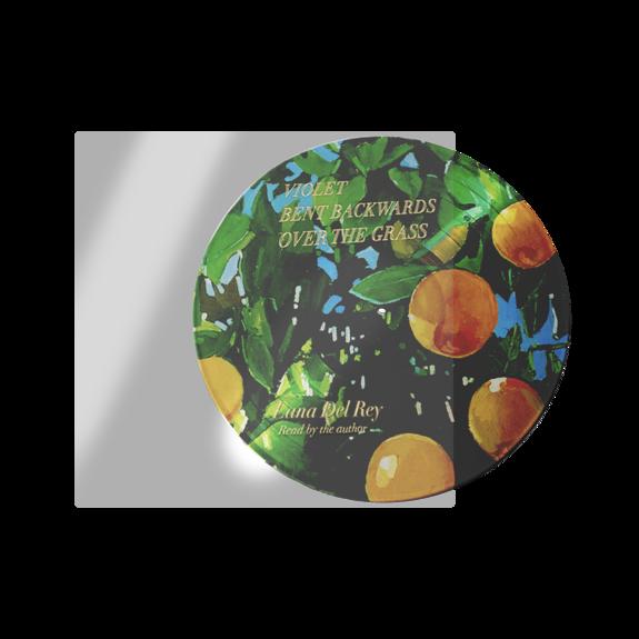 Lana Del Rey - Violet Bent Backwards Over The Grass [Picture Disc]