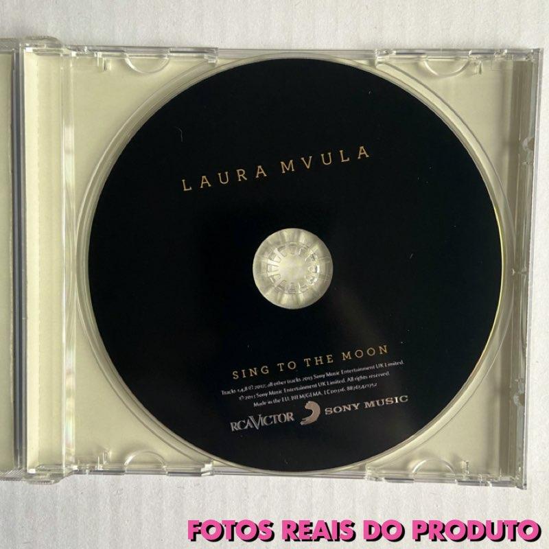 Laura Mvula - Sing to the Moon [CD] - IMPORTADO