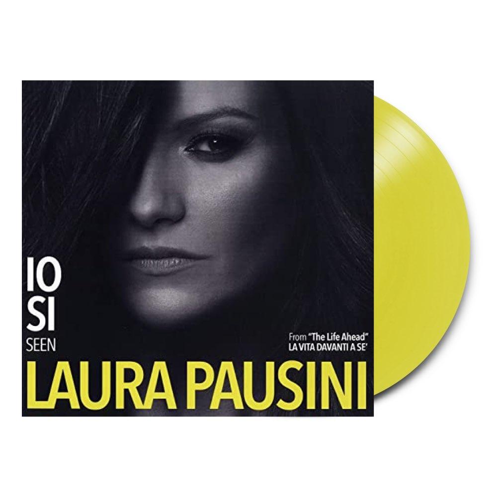 Laura Pausini - Io Si [Seen] [Limited Edition - Yellow Vinyl] - NUMERADO - PEQ AVARIA