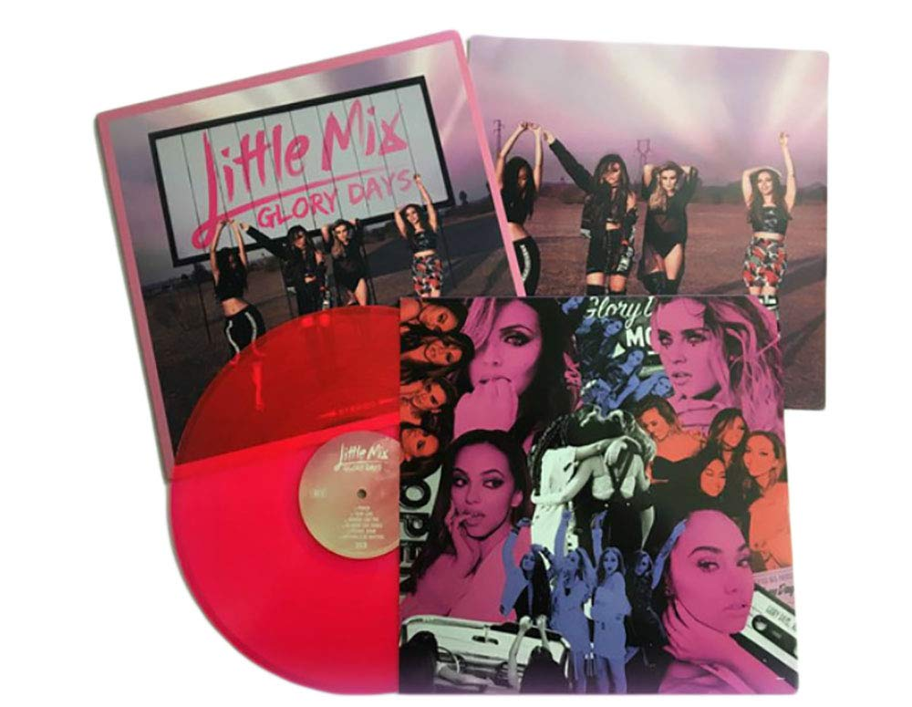 Little Mix - Glory Days [Limited Pink Vinyl - Record Store Day 2017]
