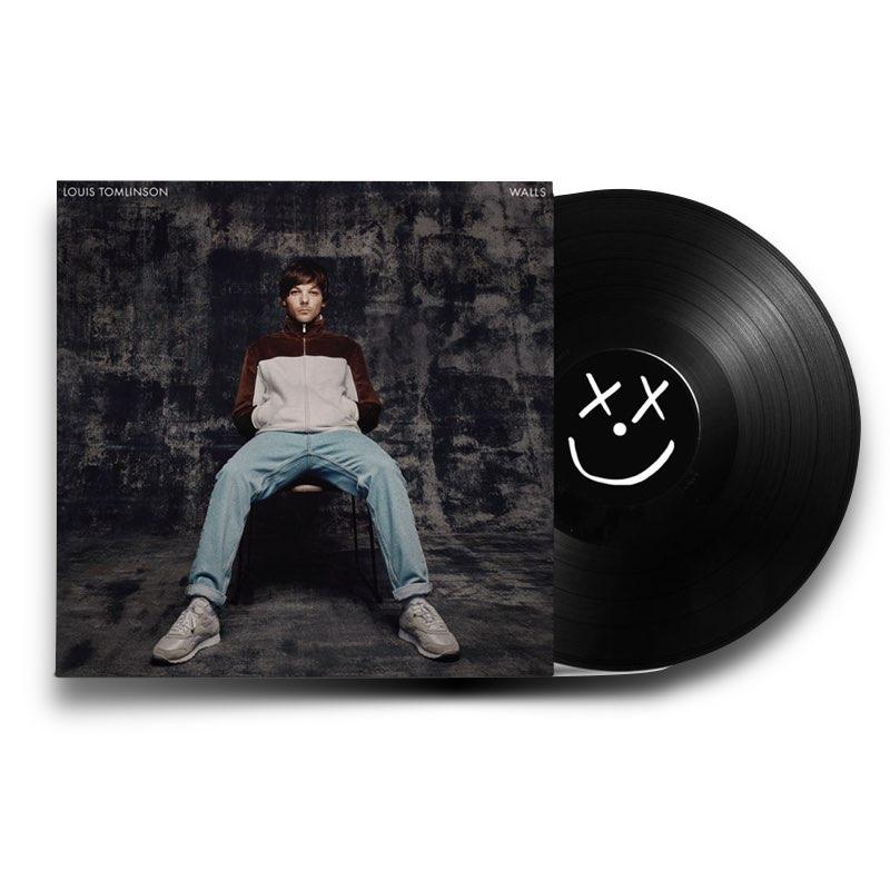 Louis Tomlinson - Walls [Black Vinyl]