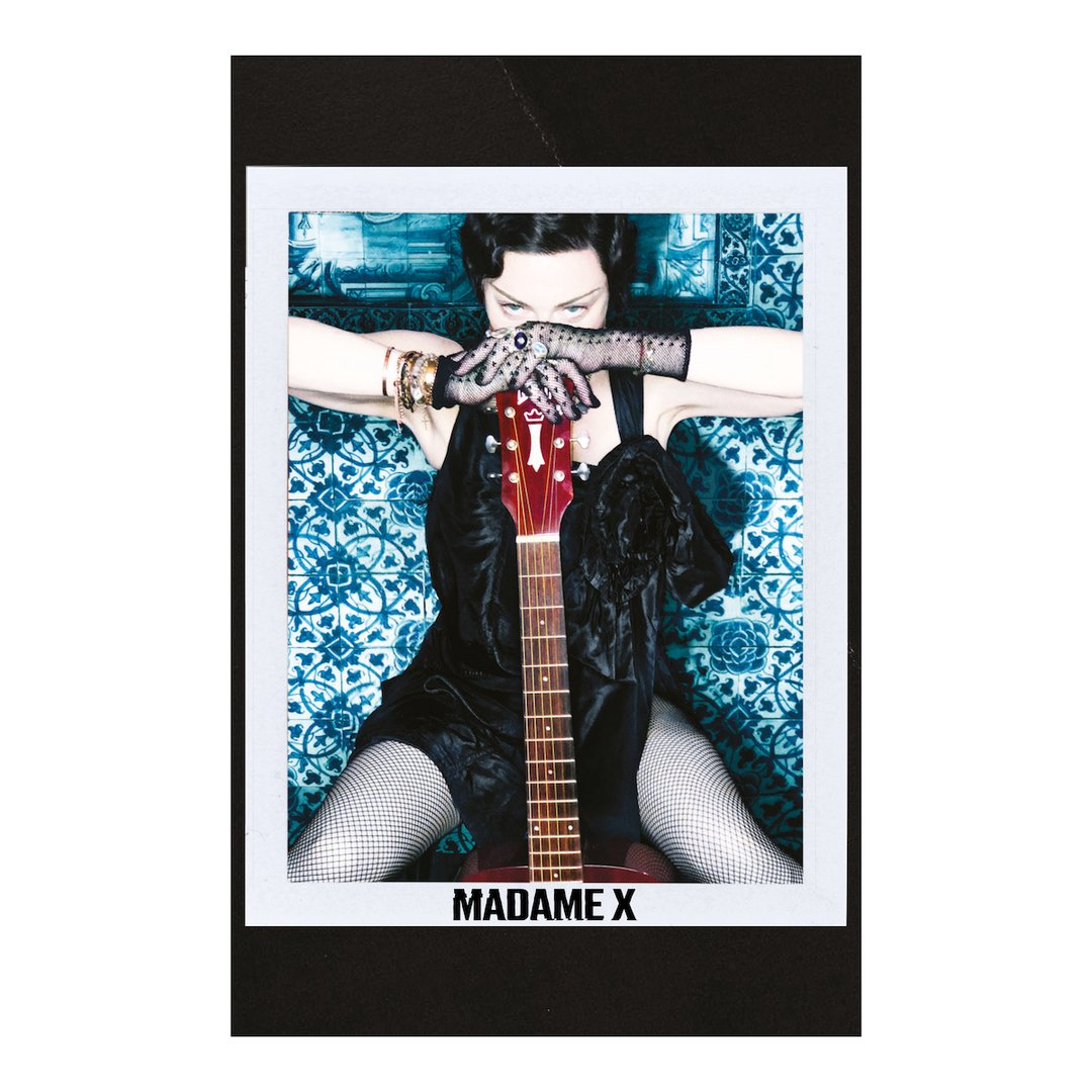 Madonna - Madame X [Black Cassette]