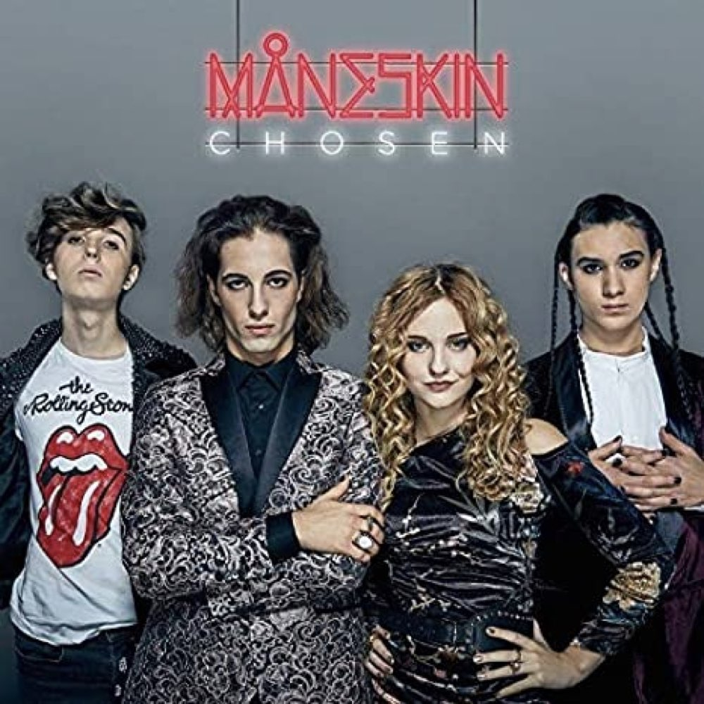 Måneskin - Chosen [EP/CD]