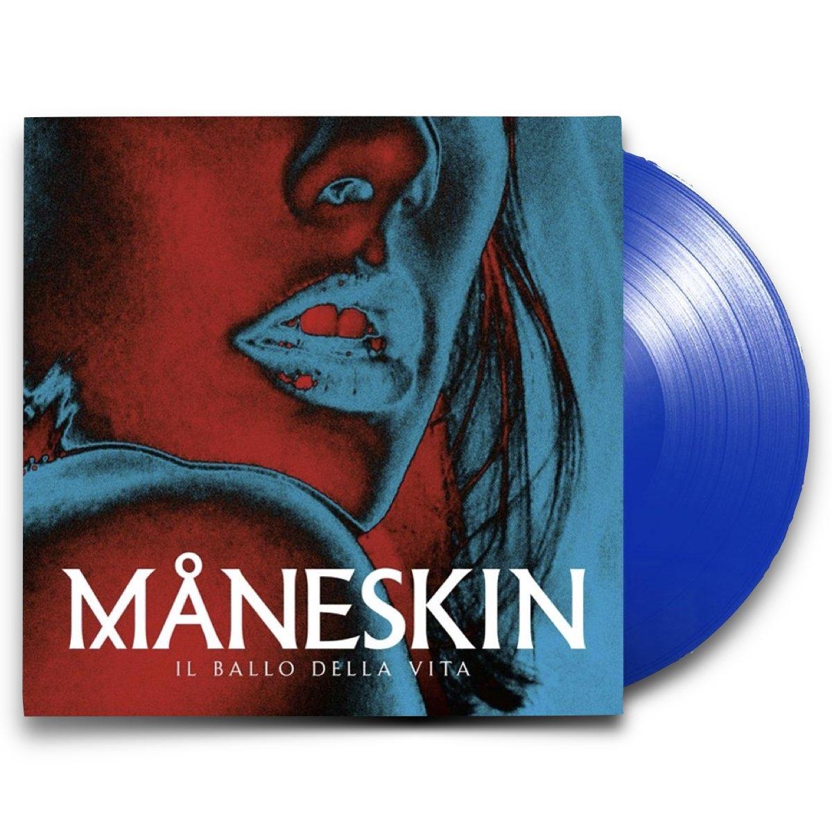 Måneskin - Il Ballo Della Vita [Limited Edition - Blue Vinyl]