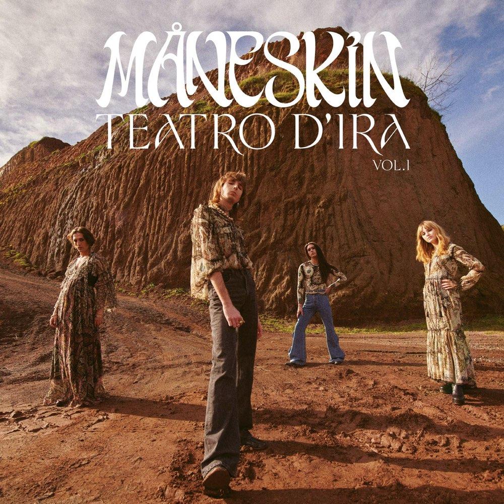 Måneskin - Teatro D'Ira - Vol. I [CD]