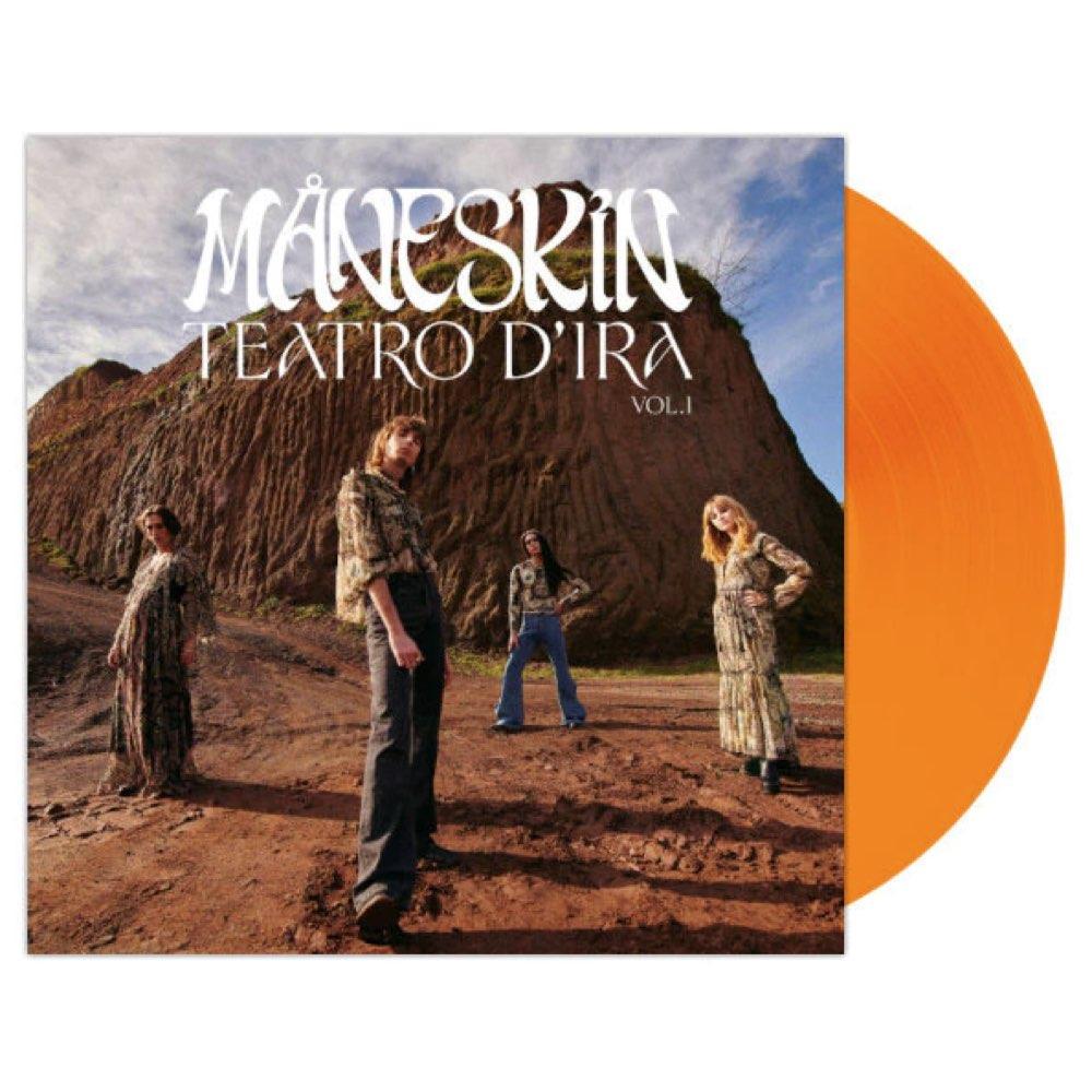 Måneskin - Teatro D'Ira - Vol. I [Vinyl]