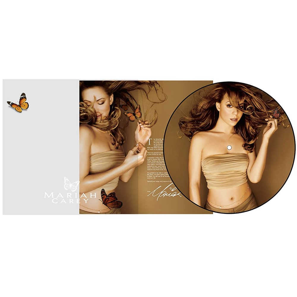 Mariah Carey - Butterfly [Picture Disc Limited Edition]