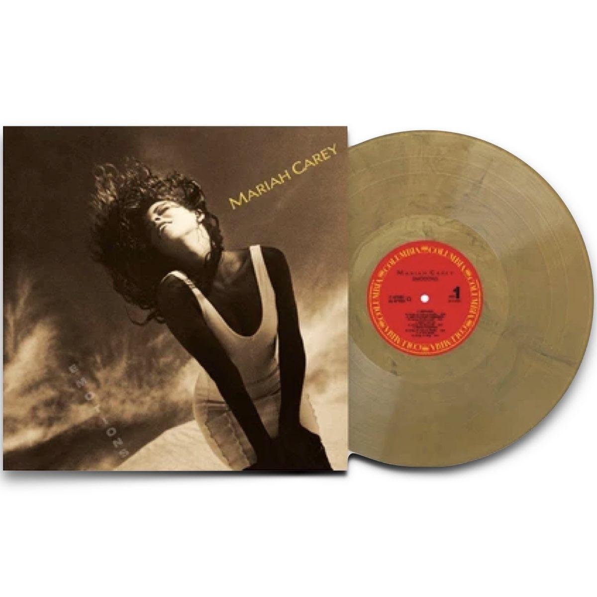 Mariah Carey - Emotions [Ed Limitada - Numerado - Colorido - VMP]