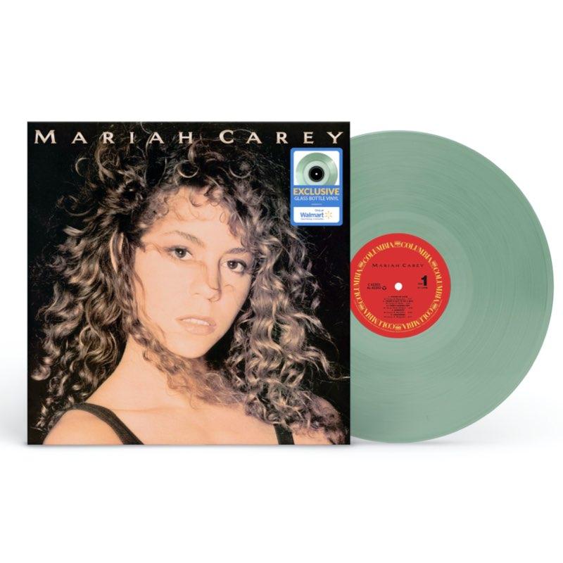 Mariah Carey - Mariah Carey (Walmart Exclusive) - Glass Bottle Vinyl