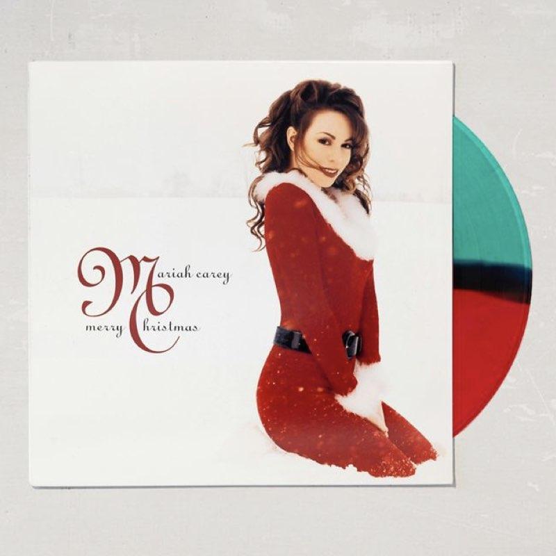 Mariah Carey - Merry Christmas [Edição Limitada]