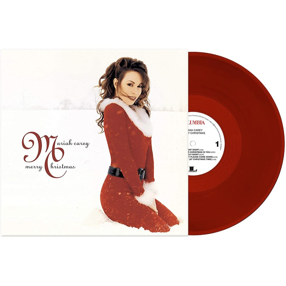 Mariah Carey - Merry Christmas [Red Vinyl]
