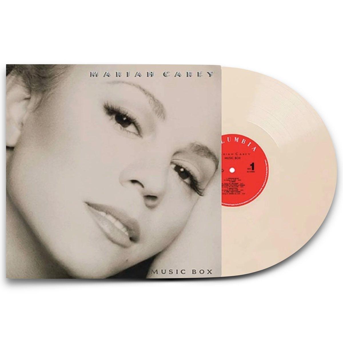 Mariah Carey - Music Box [Ed Limitada - Numerado - Colorido - VMP]