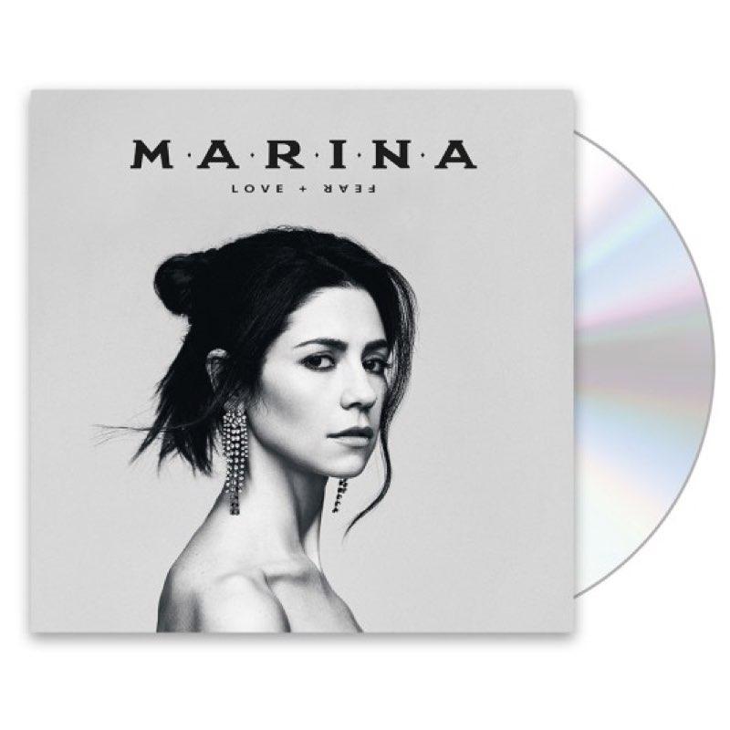 Marina - Love + Fear [CD]