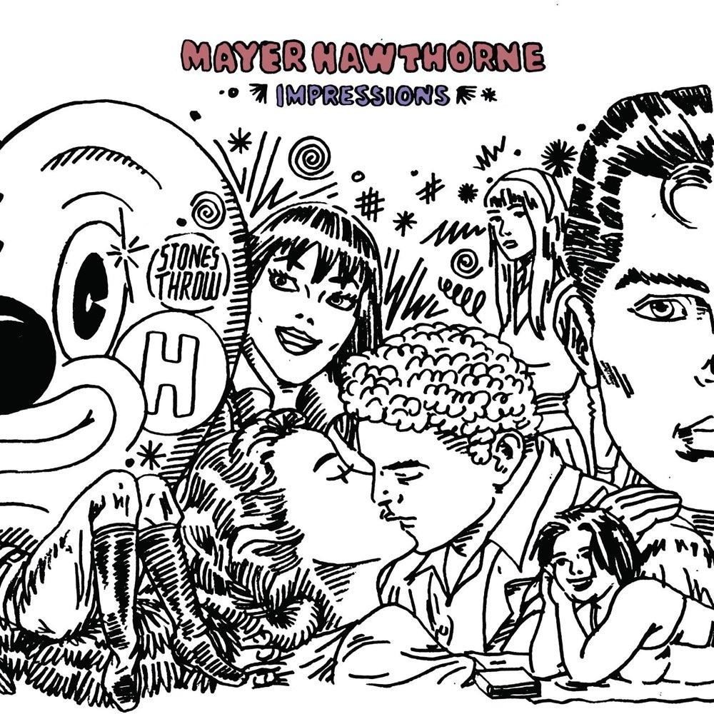 Mayer Hawthorne - Impressions [Limited Edition - RSD 2021]