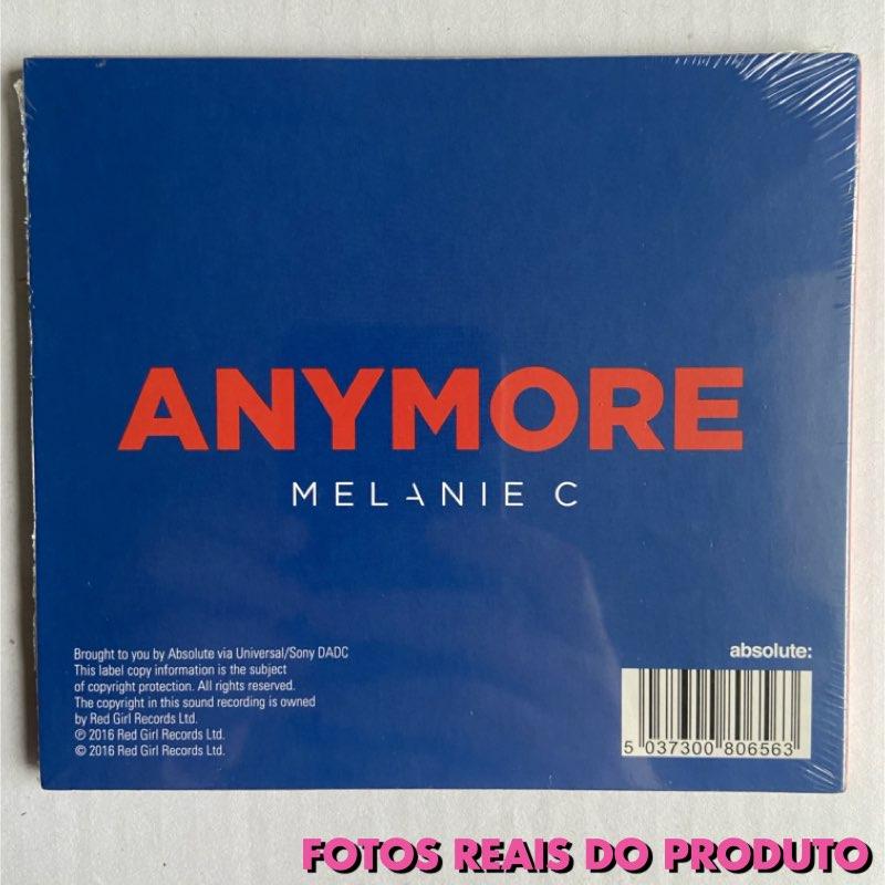 Melanie C - Anymore [CD Single]
