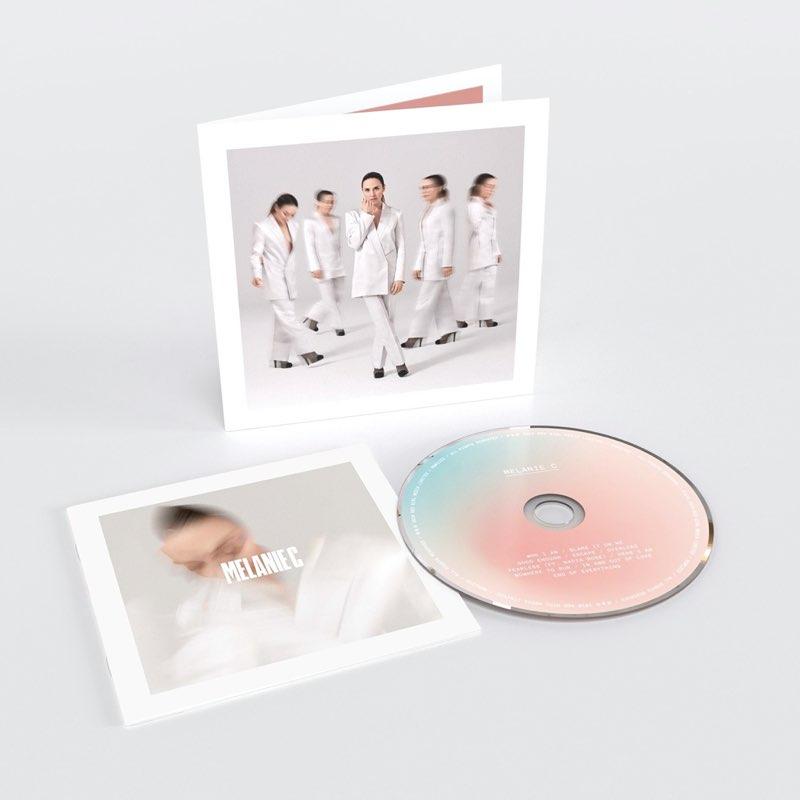 Melanie C - Melanie C (Standard CD)