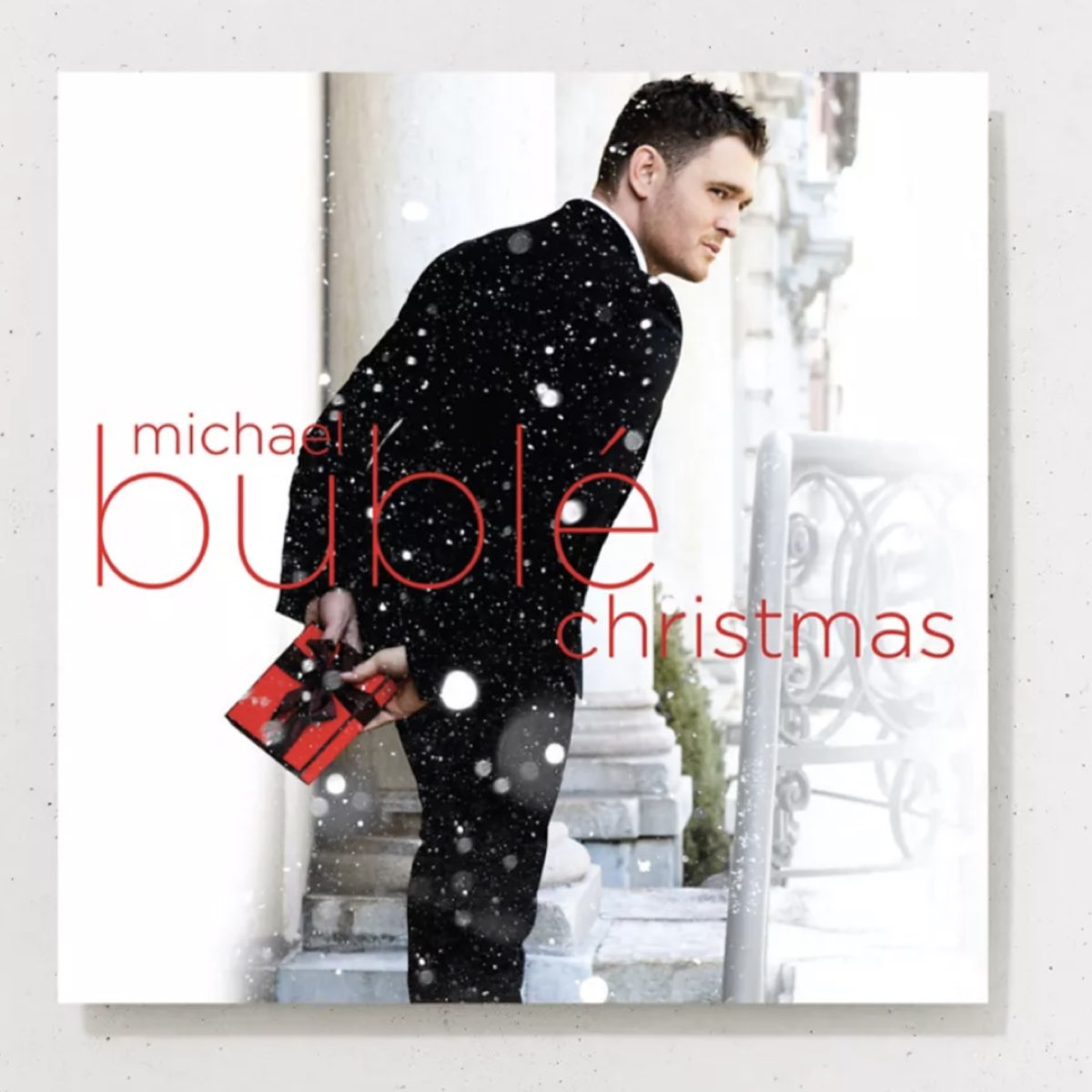 Michael Bublé - Christmas [Edição Limitada - Vinil Clear]