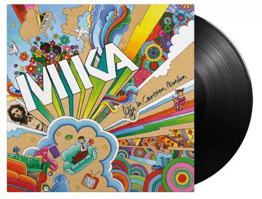 MIKA - Life in Cartoon Motion [Black Vinyl]