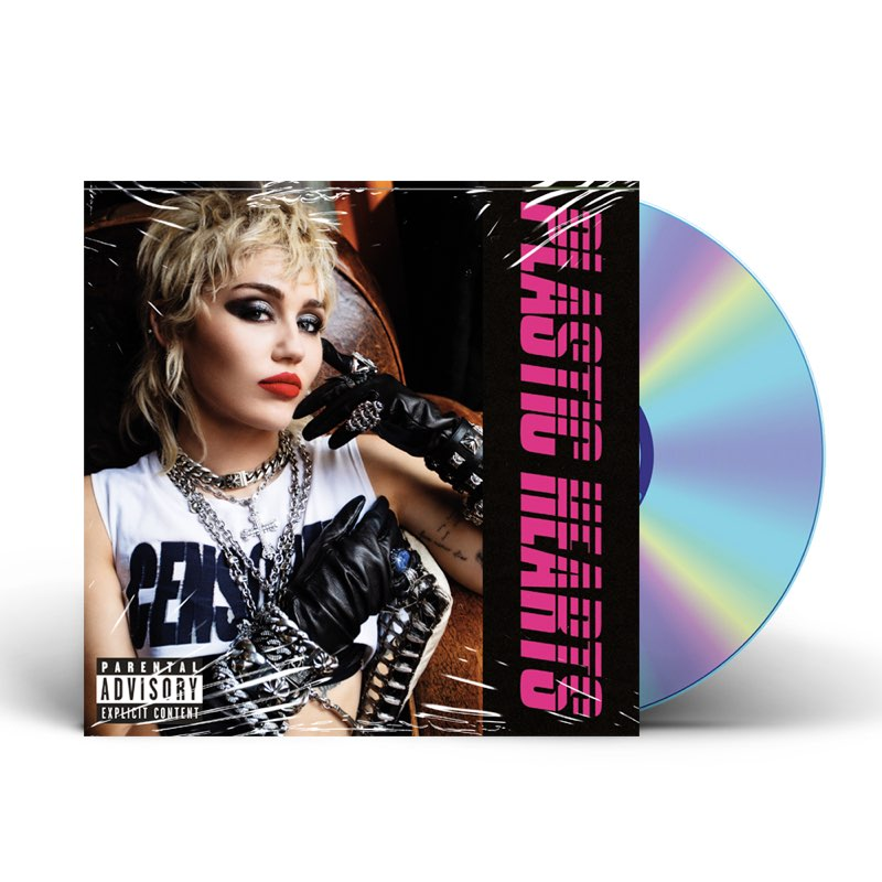 Miley Cyrus - Plastic Hearts [Color Photo CD - Edição Limitada]