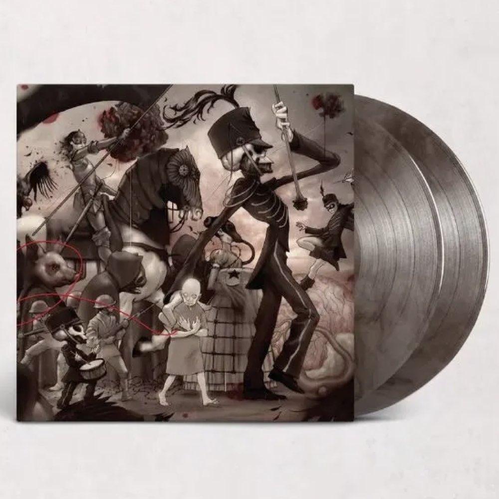 My Chemical Romance - The Black Parade Exclusive 2XLP