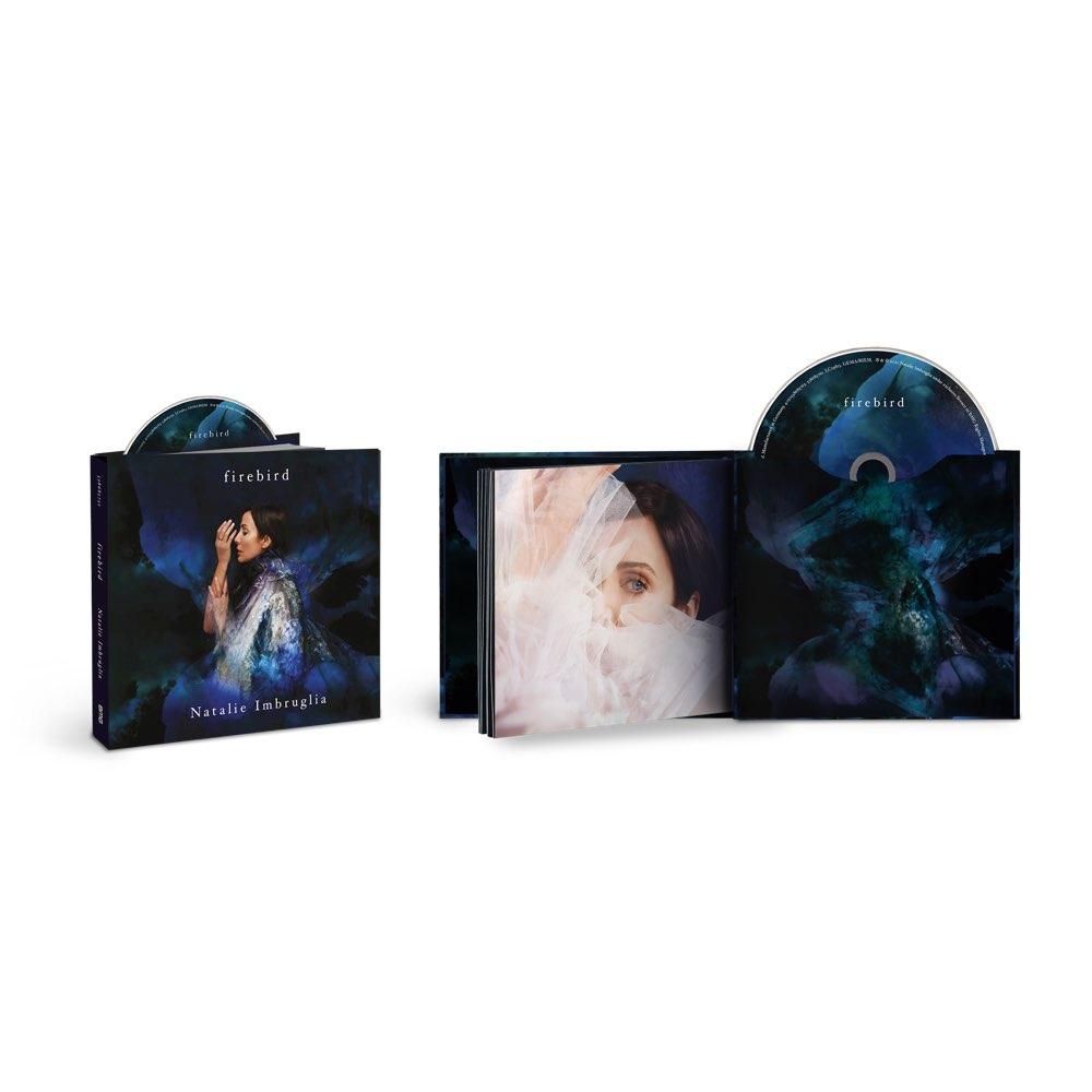 Natalie Imbruglia - Firebird Deluxe CD [Inclui Card Autografado]