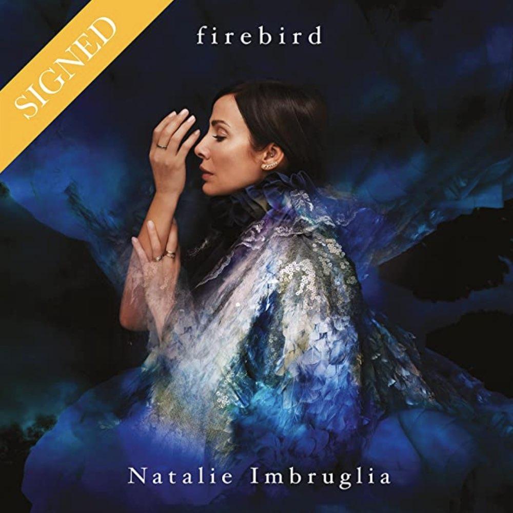 Natalie Imbruglia - Firebird Standard CD [Inclui Card Autografado - Exclusivo Amazon UK]