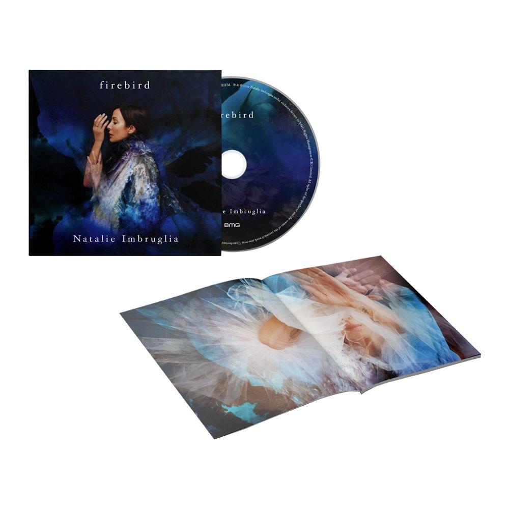 Natalie Imbruglia - Firebird Standard CD
