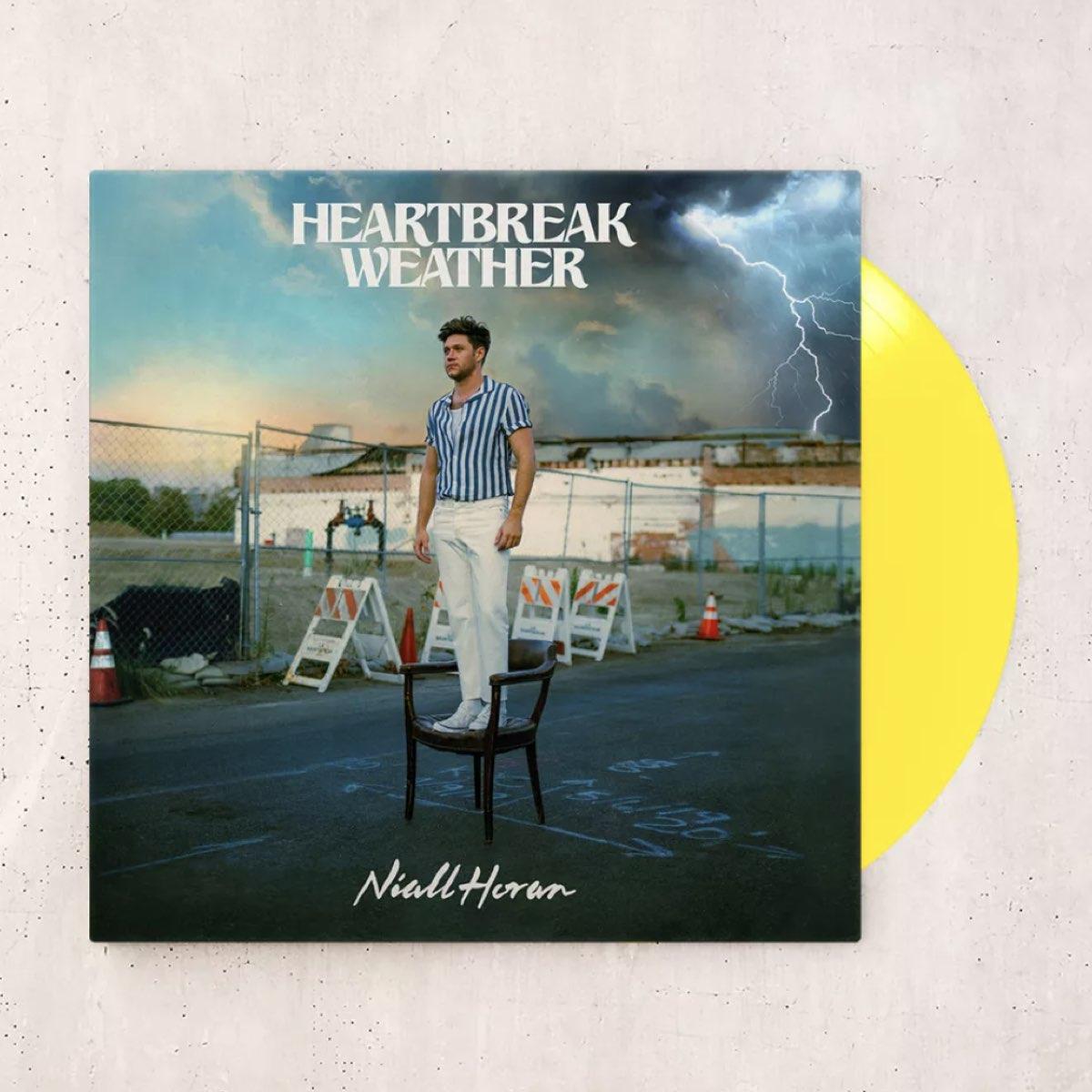 Niall Horan - Heartbreak Weather [Limited Yellow Vinyl]