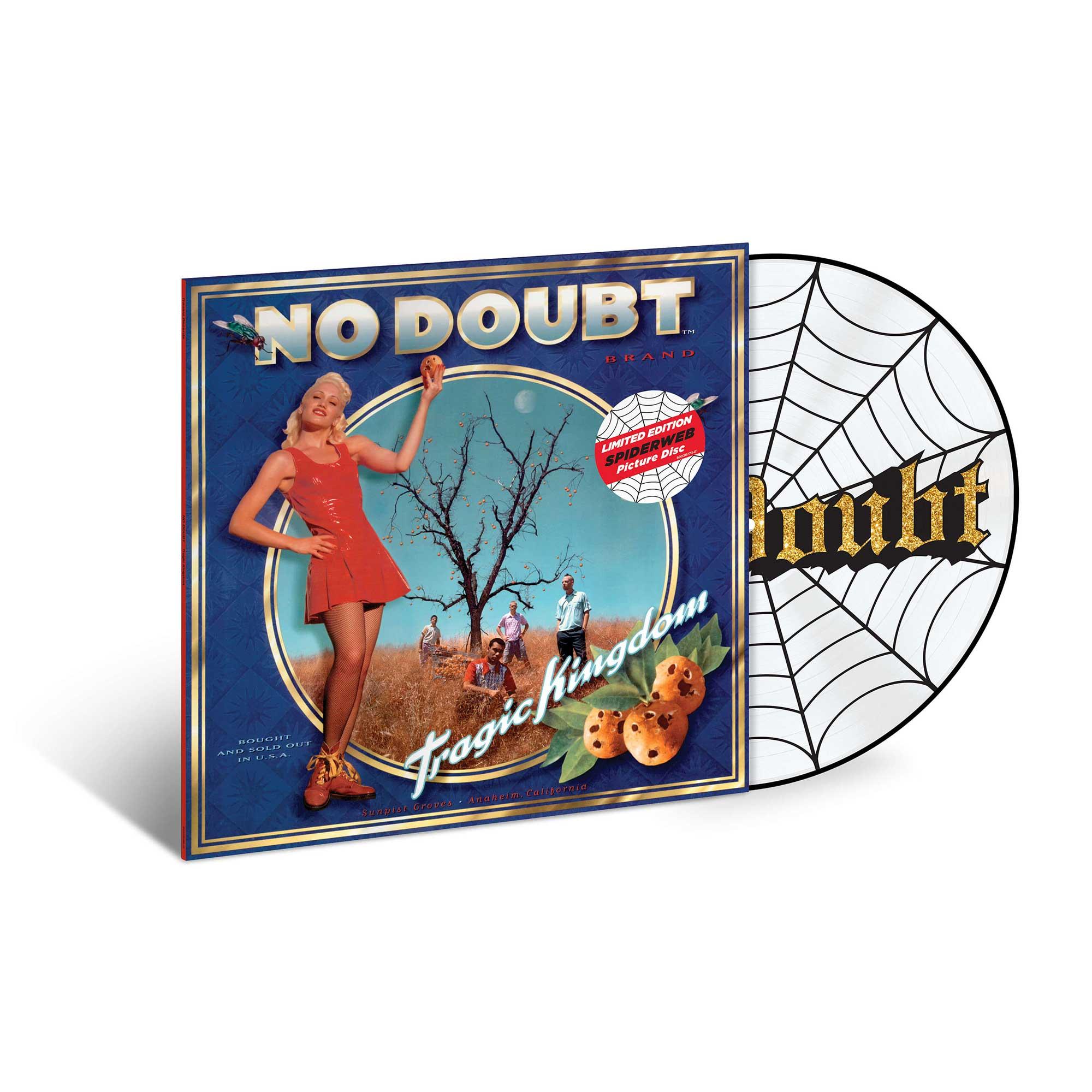 No Doubt - Tragic Kingdom [Picture Disc]