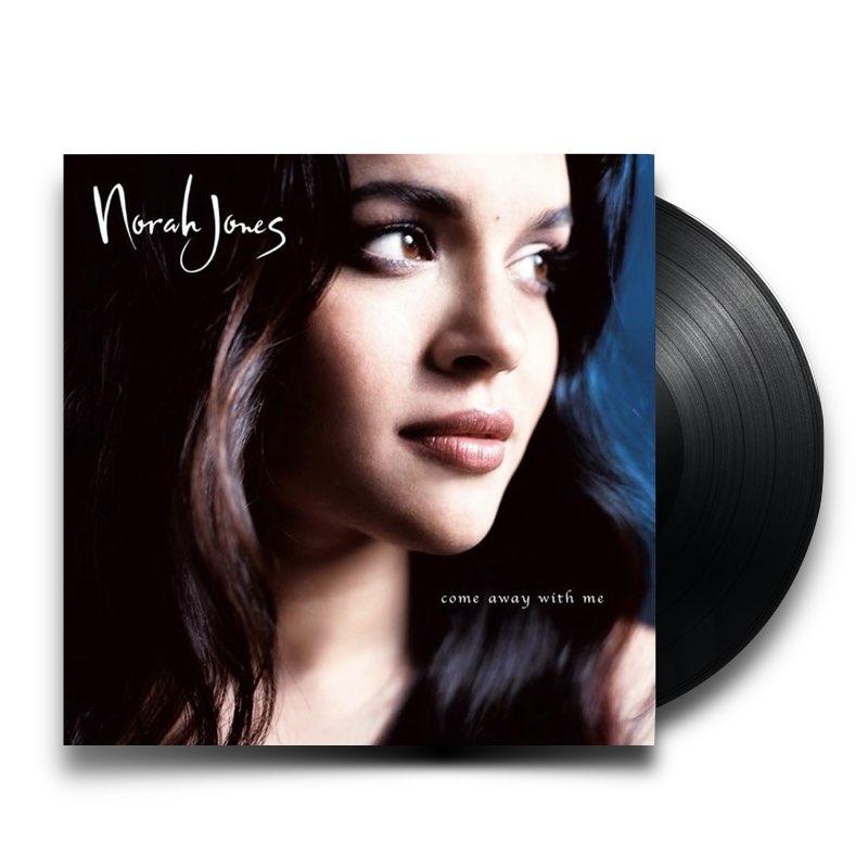 Norah Jones - Come Away With Me  [Black Vinyl]