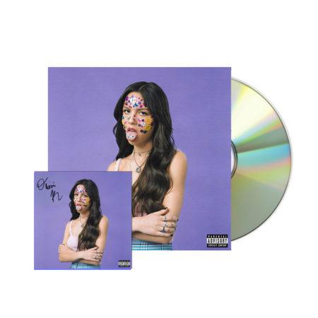 Olivia Rodrigo - Sour [Standard CD + Card Autografado]