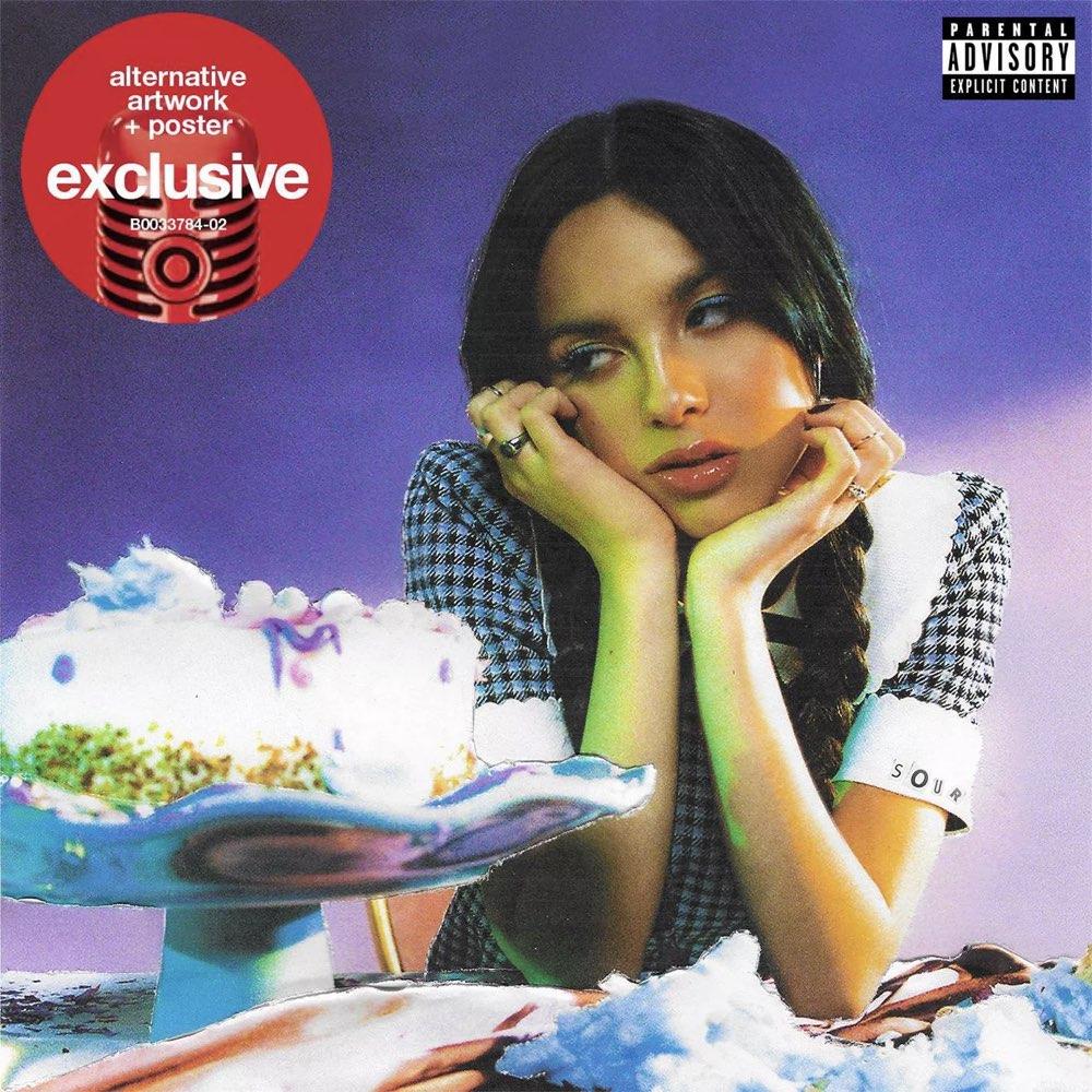 Olivia Rodrigo - Sour [Target Exclusive, CD]