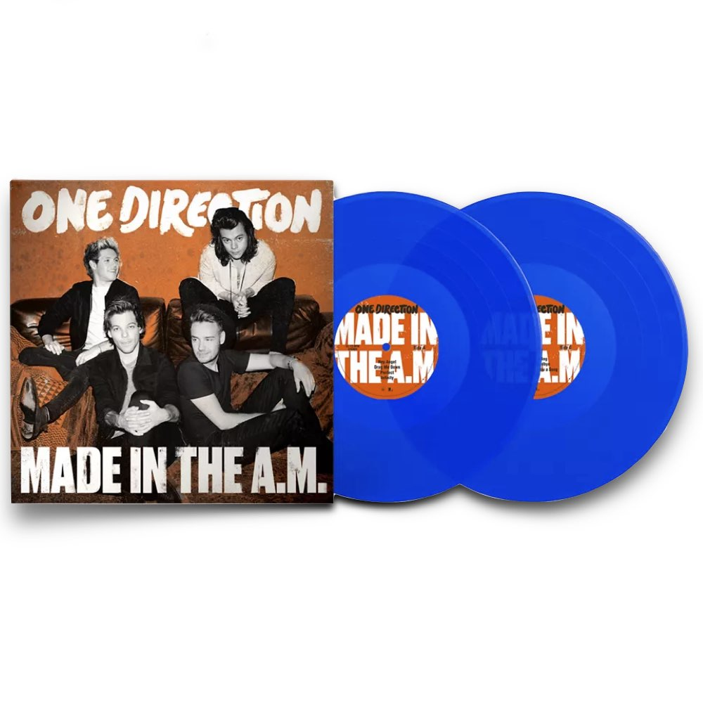 One Direction - Made in the A.M [Limited Edition - DELUXE - Vinil Duplo]