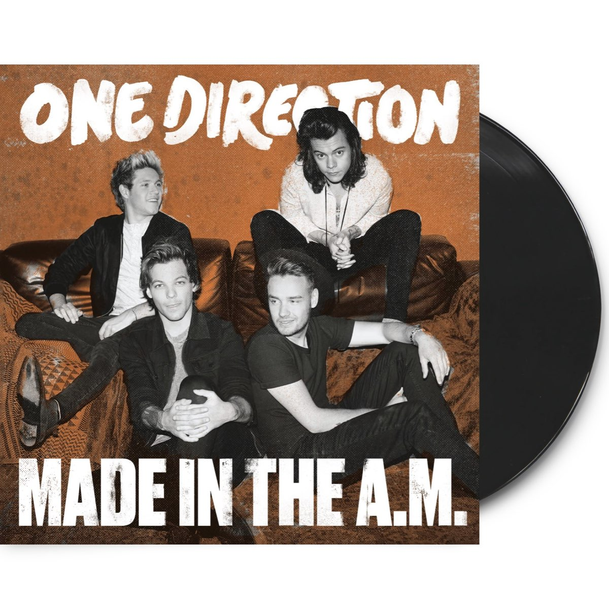 One Direction - Made in the A.M [Vinil Duplo - Preto]
