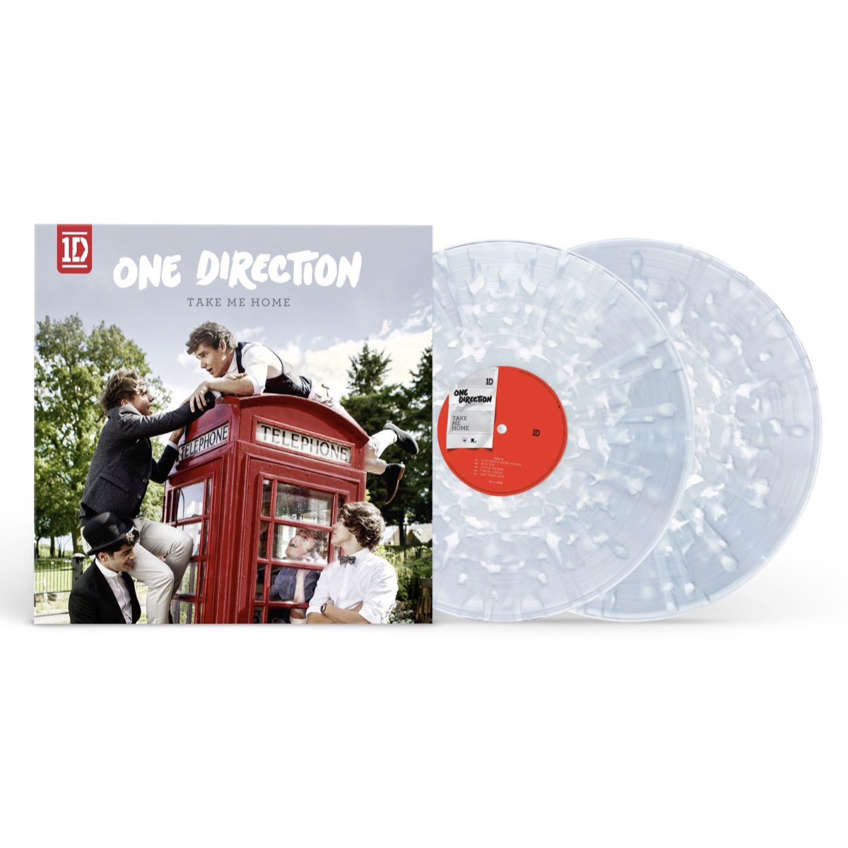 One Direction - Take Me Home [Limited Edition - Vinil Duplo]