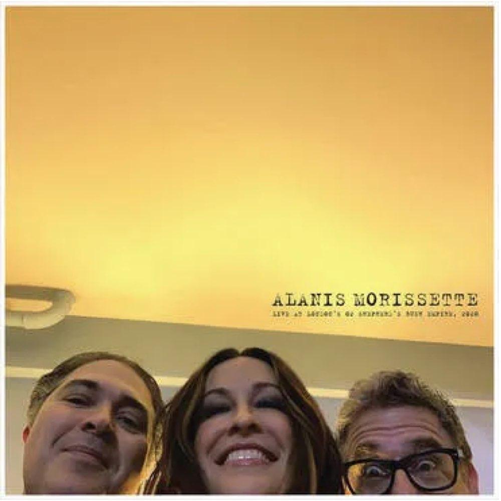 OUTLET: Alanis Morissette - Live at London's O2 Shepherd's Bush Empire, 2020 [RSD 2020] - LEIA A DESCRIÇÃO - AVARIA